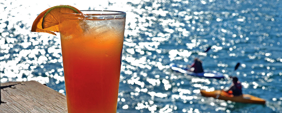"Try A Delicious ""Shoalfinder"" Cocktail"